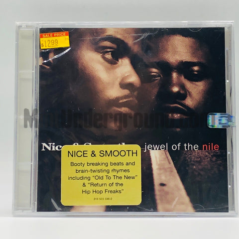 Nice & Smooth: Jewel Of The Nile: CD