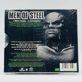 Shaquile O'Neal, Ice Cube, B Real, Peter Gunz & KRS-One: Men Of Steel: CD Single