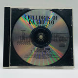 Chilldrin Of Da Ghetto: Wild Side: CD Single: Promo