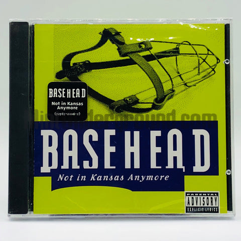 Basehead: Not In Kansas Anymore: CD