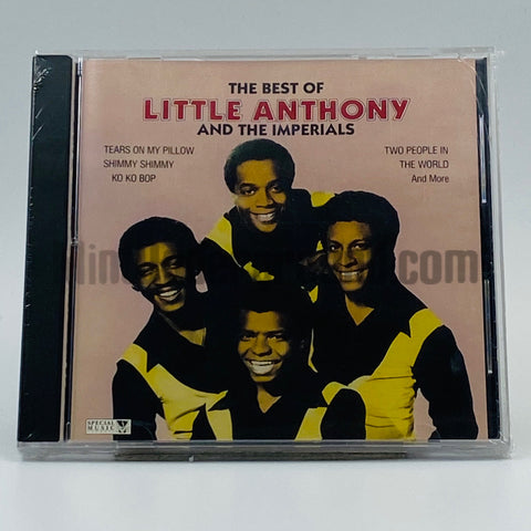 Little Anthony And The Imperials: The Best Of Little Anthony And The Imperials : CD