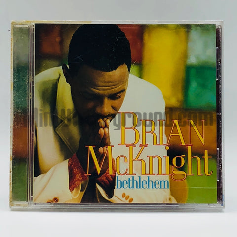 Brian McKnight: Bethlehem: CD