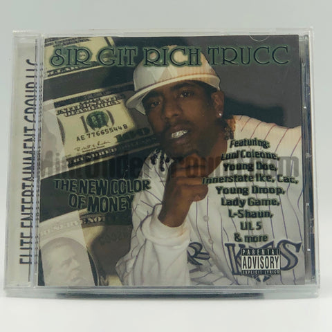 Sir Git Rich Trucc: The New Color Of Money: CD