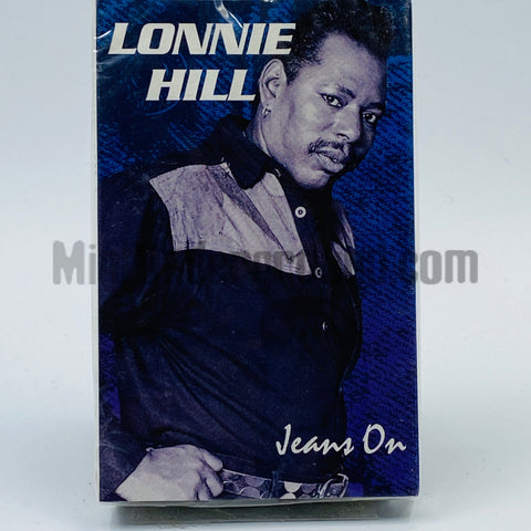 Lonnie Hill: Jeans On: Cassette Single