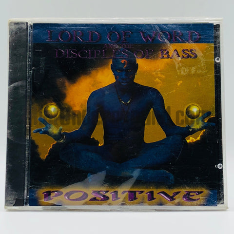 Lord Of World and The Disciples Of Bass: Positive: CD
