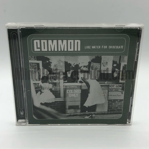 Common: Like Water For Chocolate: CD