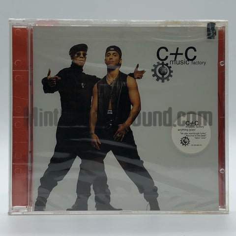C+C Music Factory: Anything Goes: CD