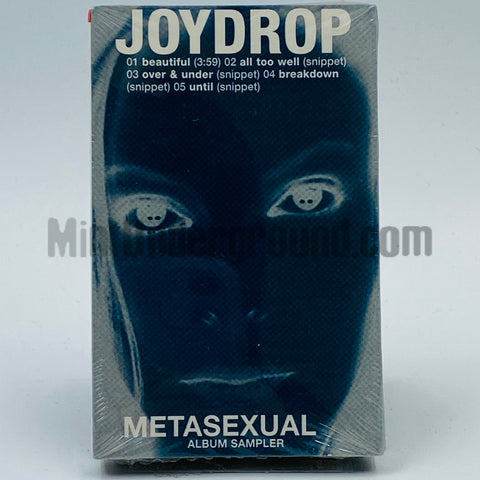 Joydrop: Metasexual Album Sampler: Cassette Single