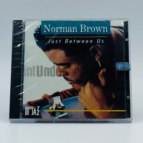 Norman Brown: Just Between Us: CD