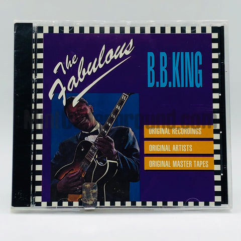 B.B. King: The Fabulous B.B. King: CD