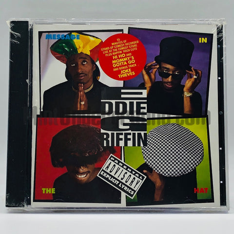 Eddie Griffin: Message In The Hat: CD
