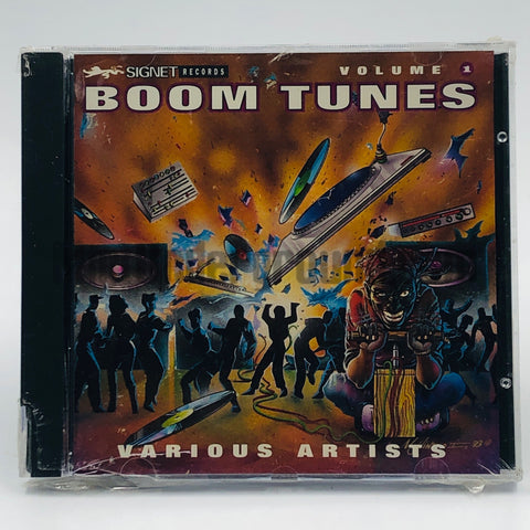 Various Artists: Signet Records: Boom Tunes Vol. 1: CD