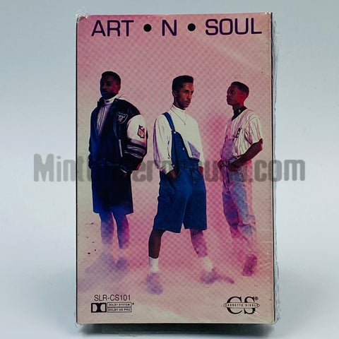 Art 'N' Soul: That's How Love Goes/4U: Cassette Single