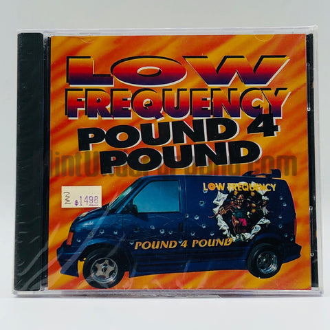 Low Frequency: Pound 4 Pound: CD