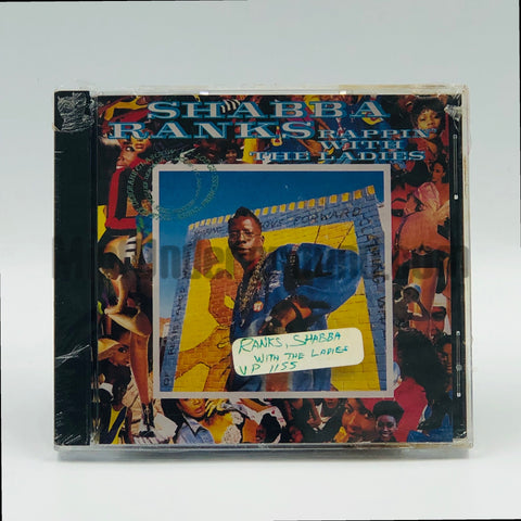 Shabba Ranks: Rappin' With The Ladies: CD