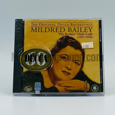 Mildred Bailey: The Rockin' Chair Lady: CD
