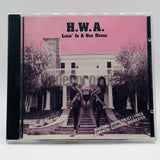 H.W.A./HWA: Livin In A Hoe House: CD