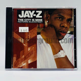 Jay-Z feat. Blackstreet: The City Is Mine: CD Single