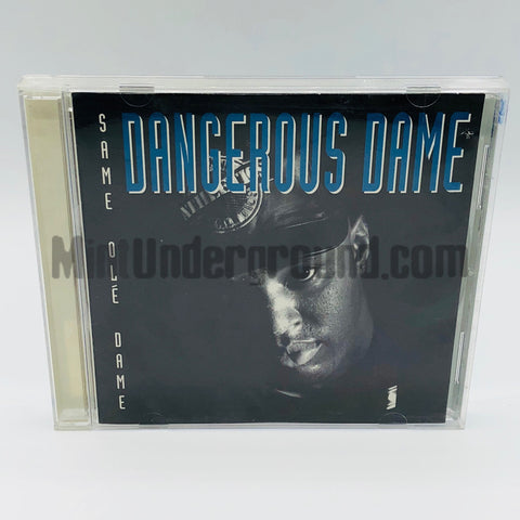 Dangerous Dame: Same Ole Dame: CD
