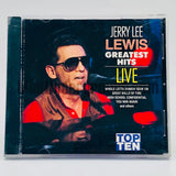 Jerry Lee Lewis: Greatest Hits Live: CD