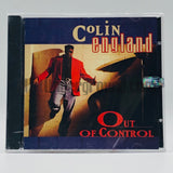 Colin England: Out Of Control: CD