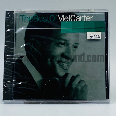 Mel Carter: The Best Of Mel Carter: CD