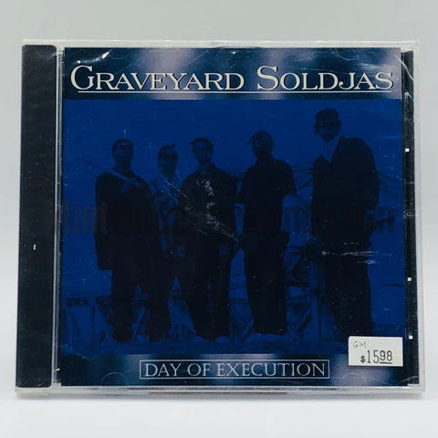 Graveyard Soldjas: Day Of Execution: CD