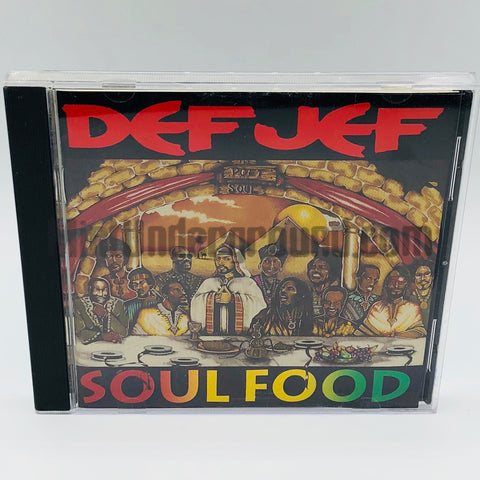Def Jef: Soul Food: CD