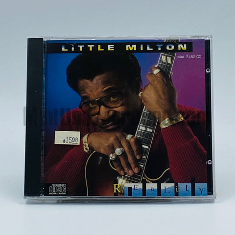 Little Milton: Reality: CD