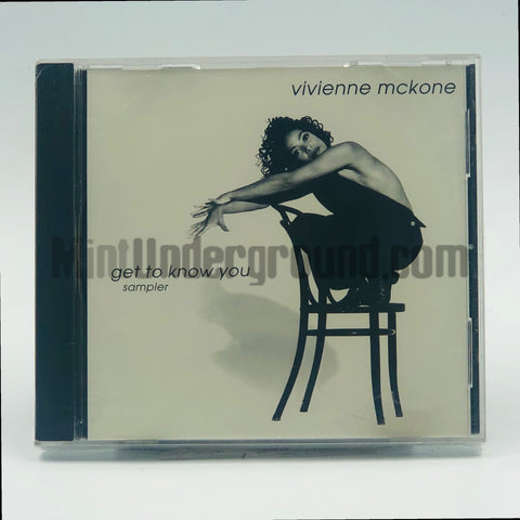 Vivienne McKone: Get To Know You: CD
