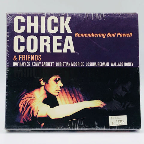 Chick Corea & Friends: Remembering Bud Powell: CD
