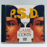 P.S.D./PSD: Game Costs: CD