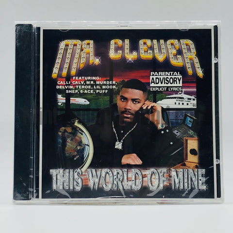 Mr. Clever: This World Of Mine: CD