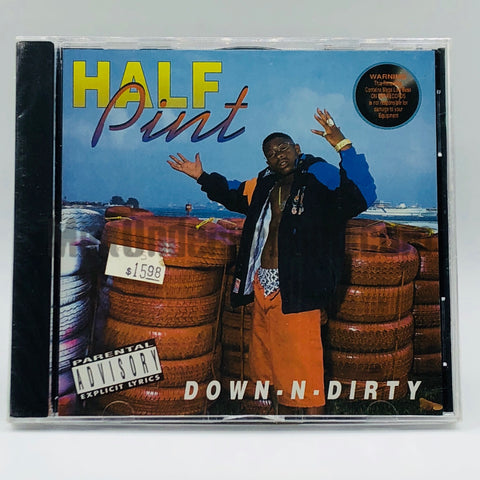 Half Pint: Down-N-Dirty: CD