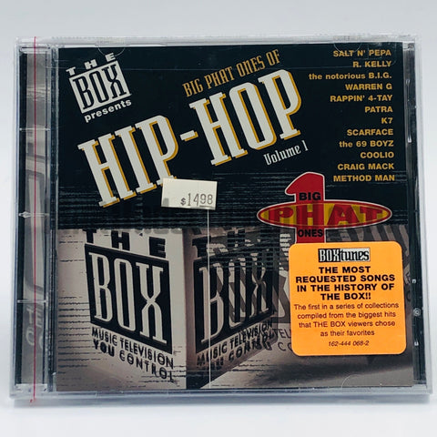 Various Artists: The Box Presents: Big Phat Ones Hip-Hop Volume I: CD
