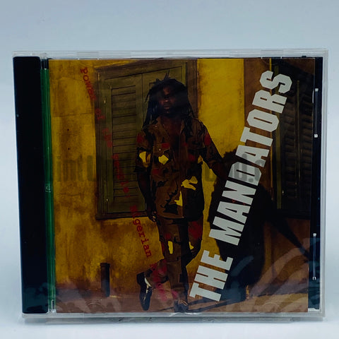 The Mandators: Power Of The People: CD