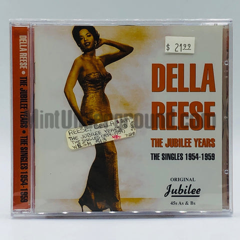 Della Reese: The Jubilee Years/ The Singles 1954-1959: CD