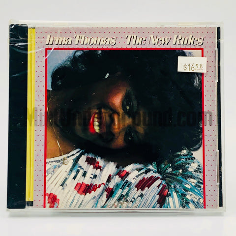 Irma Thomas: The New Rules: CD