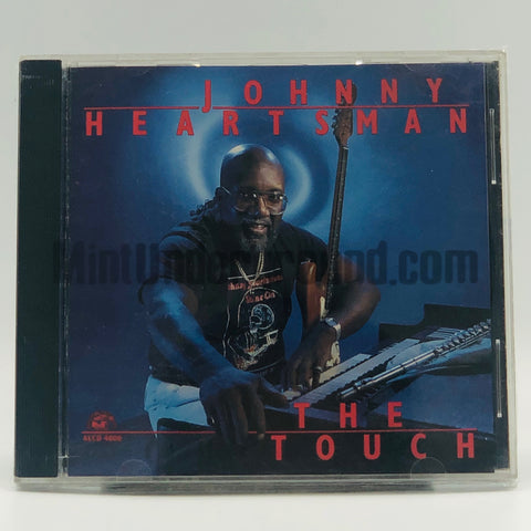 Johnny Heartsman: The Touch: CD