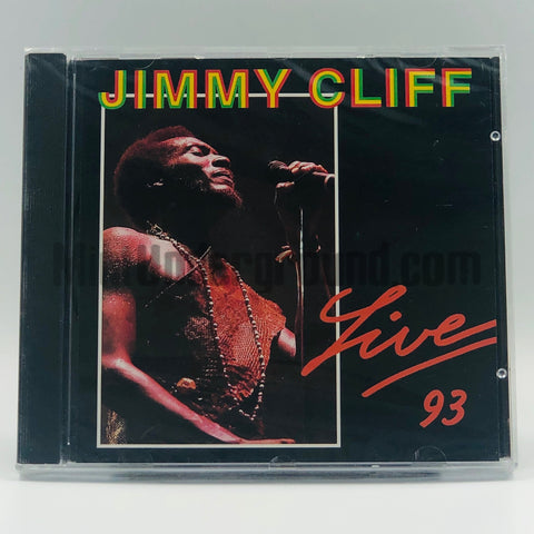 Jimmy Cliff: Live '93: CD