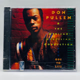 Don Pullen & The African-Brazilian Connection: Ode To Life: CD