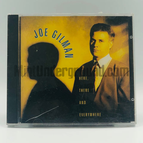 Joe Gilman: Here, There And Everywhere: CD