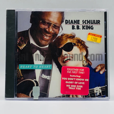 Diane Schuur & B.B. King: Heart To Heart: CD