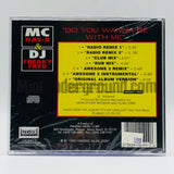 MC Nas-D & DJ Freaky Fred: Do You Wanna Be With Me: CD Single