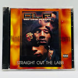 GLP/Get Low Playaz: Straight Out The Labb: CD
