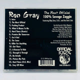 Ron Gray & 100% Savage Zaggin: The Most Official: CD