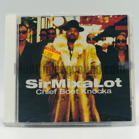 Sir Mix-A-Lot: Chief Boot Knocka: CD