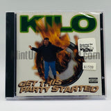 Kilo: Get This Party Started: CD
