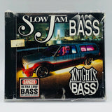 Knights Of Bass: Slow Jam Bass: CD