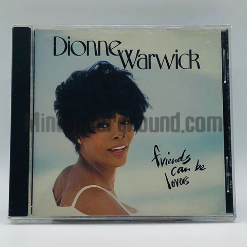 Dionne Warwick: Friends Can Be Lovers: CD